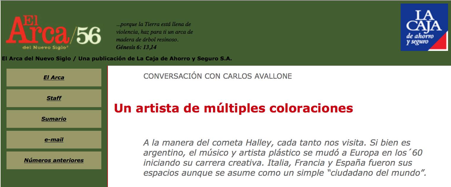 El ARCA NEWS